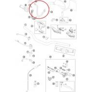CABLE DE GAS KTM 4T 14-16