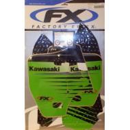 OFFER GRAPHICS FX KAWASAKI KX 500 88-04