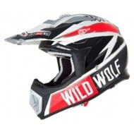 OUTLET CASCO SHIRO MX-912 UYUNI WILD WOLF