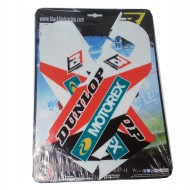 FORK GUARD DECALS KTM 2008-2015
