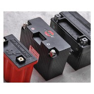 BATTERY B39-6 for Maico GS125, 250TM, T360, 400, GS504