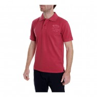 OUTLET POLO HUSQVARNA LEGEND STRAWBERRY HOMBRE TALLA M