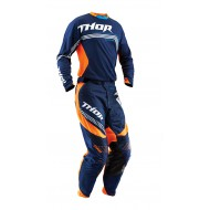 OFFER THOR CORE BEND NAVY / FLUORESCENT ORANGE 2015 COMBO SIZE 28USA