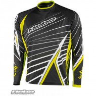 OUTLET CAMISETA TRIAL HEBO PRO RACE AMARILLO
