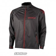 OFFER JACKET HEBO WINDTEX LIGHT RED