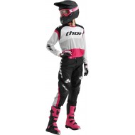 ((OFFER))THOR PHASE BONNIE BLACK / MAGENTA 2016 WOMAN COMBO