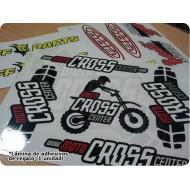 Motocrosscenter Stickers