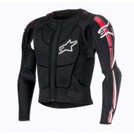 ROOST GUARD ALPINESTARS BIONIC PLUS 2021 BLACK/WHITE/RED COLOUR