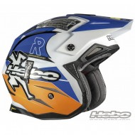 CASCO TRIAL ZONE 4 LINK FIBERGLASS COLOR AZUL