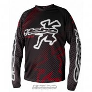 CAMISETA TRIAL PRO COLOR GRIS