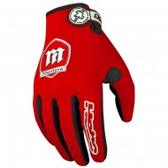 HEBO MONTESA CLASSIC COLLECTION GLOVES 2021 RED COLOUR
