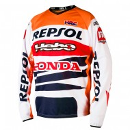 CAMISETA TRIAL HEBO MONTESA TEAM