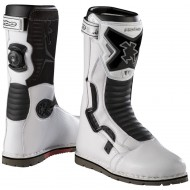 OUTLET BOTAS HEBO TECH COMP COLOR BLANCO