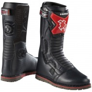 BOTAS TECH COMP COLOR NEGRO