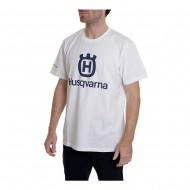 HUSQVARNA T-SHIRT LOGO MAN SIZE XXL