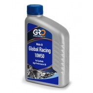 ACEITE GRO GLOBAL RACING 4T 10W50 1 LITRO [ 500 Puntos ]