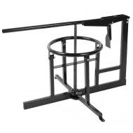 PRO TIRE CHANGER PULLER OFFPARTS WITH FOOT STAND