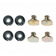 KIT FRONT QUICK/SCREW SOLE SRS/SMS(10ud)