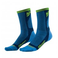 OUTLET CALCETINES THOR DUAL SPORT SOCK 2020 COLOR AZUL / VERDE