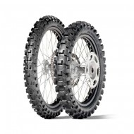 REAR TIRE DUNLOP GEOMAX MX3S 120/90-18 65M