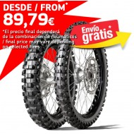 (SPECIAL OFFER) SET OF TIRES 21'' & 18'' - ALL MODELS INSIDE, CONFIGURE YOUR SET