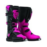 BOTAS MUJER THOR WOMEN'S BLITZ BOOTS 2017 COLOR NEGRO / MAGENTA