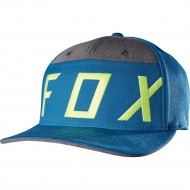 GORRA FOX MOTH SPLICE FLEXFIT AZUL