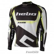 SHIRT TRIAL HEBO RACE PRO II YELLOW