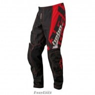 PANTALON END-CROSS HEBO PHENIX ROJO