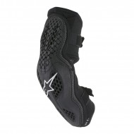 ALPINESTARS SEQUENCE ELBOW PROTECTOR 2021 BLACK / RED COLOUR