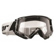 THOR GOOGLES COMBAT WEB OFFROAD BLACK/WHITE