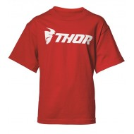 OFFER THOR YOUTH LOUD S8Y T-SHIRT RED