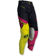 PANT MOOSE M1 2018 COLOR FLUO YELLOW / MAGENTA