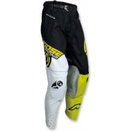 PANT MOOSE M1 2018 COLOR BLACK / FLUO YELLOW