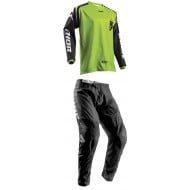 OFFER YOUTH THOR S8 SECTOR ZONES OFFROAD LIME 2019 COMBO