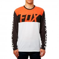 OUTLET CAMISETA MANGA LARGA FOX SCRAMBLUR AIRLINE TEE COLOR