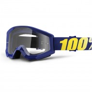 GOGGLE 100% STRATA NATION CLEAR LENS