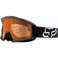GAFAS FOX MAIN ENDURO 2018 COLOR NEGRO / NARANJA
