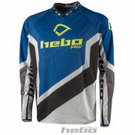 CAMISETA HEBO TRIAL PRO 2018 COLOR AZUL