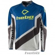OFFER JERSEY HEBO TRIAL PRO COLOR BLUE