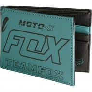 CARTERA FOX THROTTLE VERDE ESMERALDA