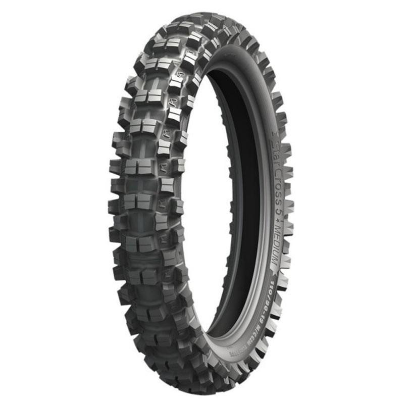 Neumatico Trasero Michelin Starcross 5 Medium 110 100 18 64m