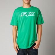 FOX LEGACY FHEADX TEE RED