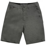 OFFER FOX BOYS ESSEX TECH SHORT GRAPHITE