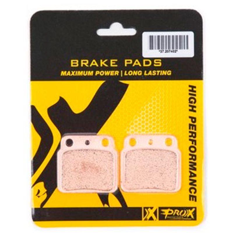 REAR BRAKE PADS PROX SUZUKI LTR 450 (2006-2011) 37-207402 -  MotocrossCenter com