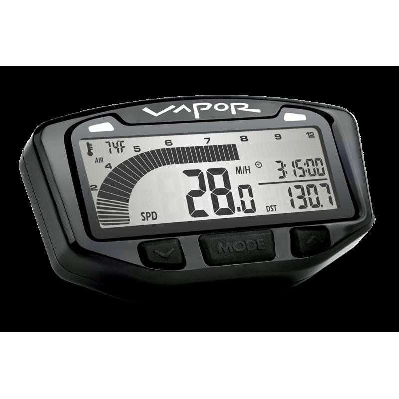 TRAIL TECH VAPOR SPEEDOMETER / TACHOMETER 752-114 - MotocrossCenter com