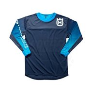 OFFER T-SHIRT HUSQVARNA GOTLAND BLUE 2019