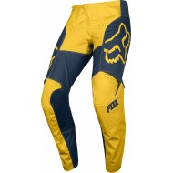 OFFER FOX 180 PRZM 2019 PANT COLOR NAVY / YELLOW