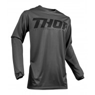 OFFER THOR PULSE SMOKE OFFROAD JERSEY 2020 SMOKE COLOUR