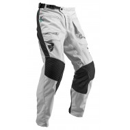 THOR TERRAIN S9 OFFROAD PANT 2020 LIGHT GRAY/BLACK COLOUR